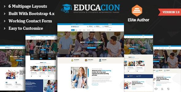 Educacion -  Education Course - Business Corporate