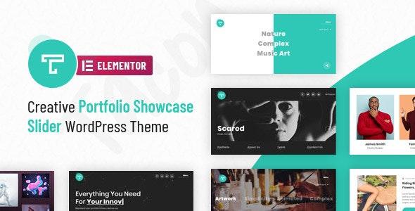 Tacon - A Showcase Portfolio WordPress Theme - Portfolio Creative