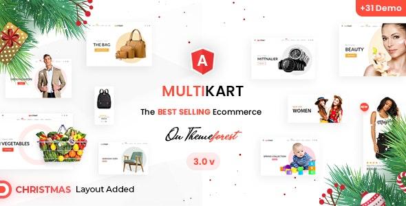 Multikart - eCommerce HTML Template - Shopping Retail