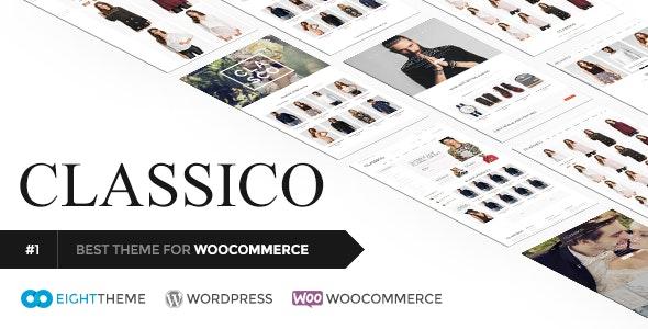Classico - Responsive WooCommerce WordPress Theme - WooCommerce eCommerce