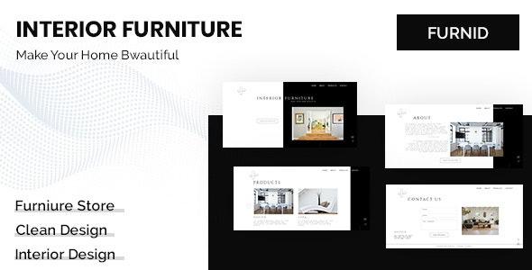 Furnid Boutique HTML Template - Fashion Retail