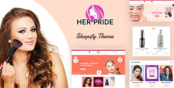 HerPride - Shopify Beauty Center, Cosmetic Shop - Miscellaneous Shopify