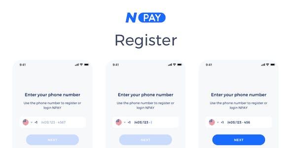 NPAY - Wallet Mobile App