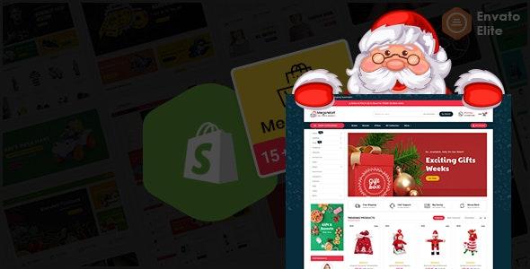Mega Mart - Shopify Multi-Purpose Responsive Theme - Shopping Shopify