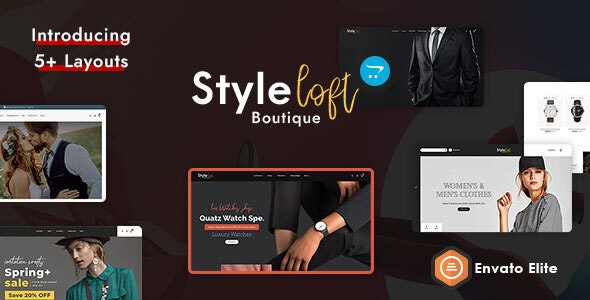 StyleLoft - Opencart Multi-Purpose Responsive Theme - Shopping OpenCart