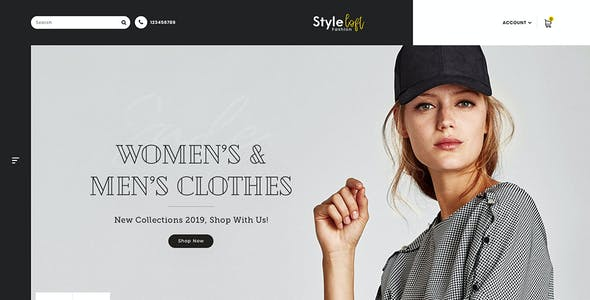 StyleLoft - OpenCart Multi-Purpose Responsive Theme