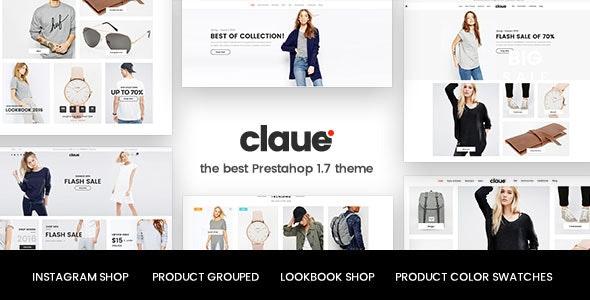 Claue - Clean, responsive Prestashop 1.7 theme - Fashion PrestaShop