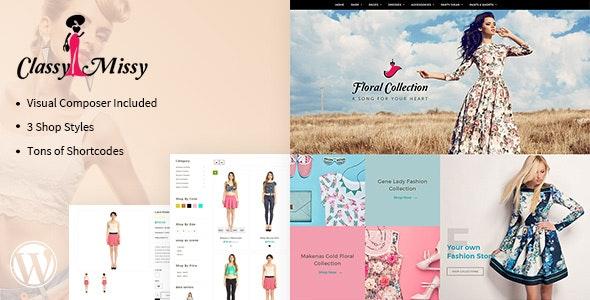 Fashion - Woocommerce  Theme - Shopping Retail