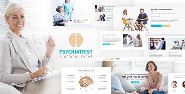 Psychology - Counseling WordPress Theme - Health & Beauty Retail