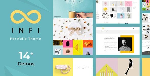 Infi Designer Portfolio - Experimental Creative