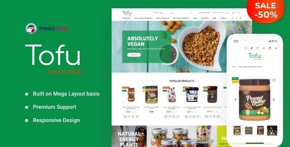 Tofu - Vegan Store PrestaShop Theme - Shopping PrestaShop