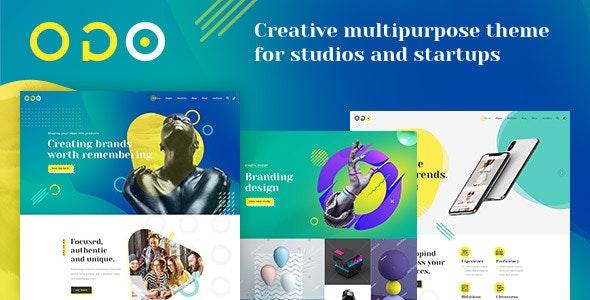 OGO - Creative Multipurpose WordPress Theme - Creative WordPress