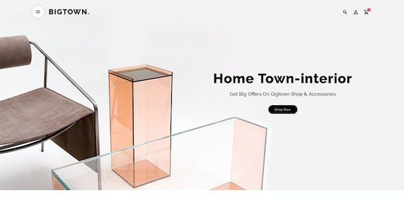 Bigtown - Shopify Multi-Purpose Responsive Theme