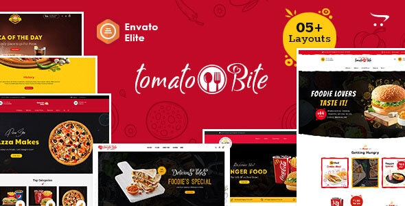 Tomato Bites - Opencart Multi-Purpose Theme - Shopping OpenCart