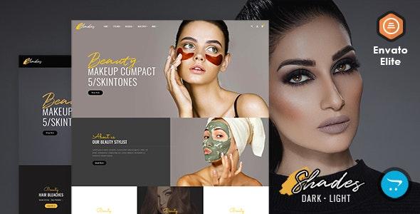 Shades - Bridal Studio - Opencart Responsive Theme - Health & Beauty OpenCart