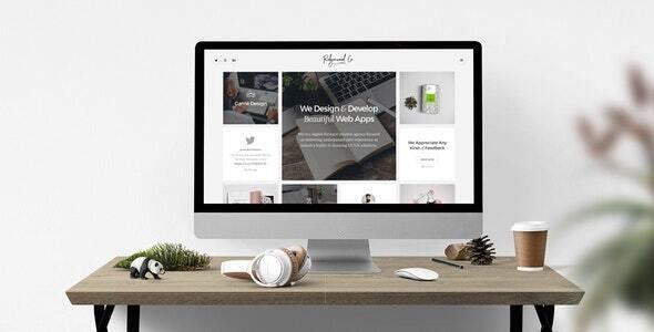 Ridgewood – A Clean Creative Drupal Theme with Portfolio - Portfolio Creative