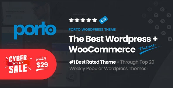 Porto | Multipurpose & WooCommerce Theme by p-themes