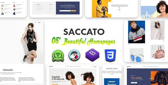 Leo Saccato Stunning PrestaShop Clothing Theme
