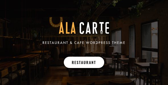 Download Alacarte - Restaurant & Cafe WordPress Theme