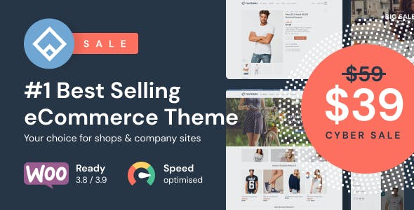 Flatsome | Multi-Purpose Responsive WooCommerce Theme by UX