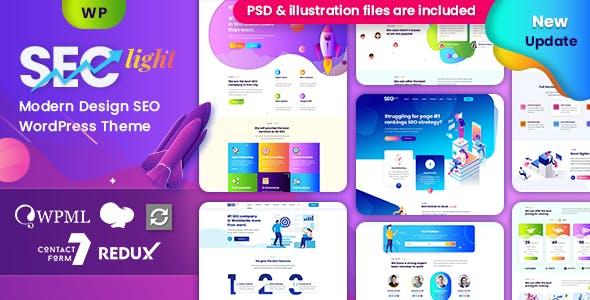 Seclight - Seo & Marketing WordPress