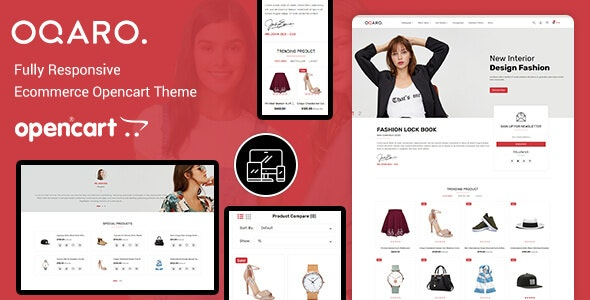 Oqaro - Best Fashion Opencart 3 Theme - Fashion OpenCart