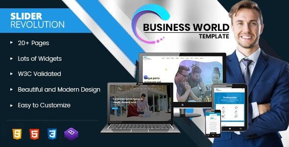 Corporate | Multipurpose HTML Tempalte - Business Corporate