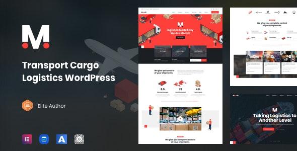 Moovit  Cargo - Transportation & Logistic - Business Corporate