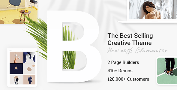 Bridge - Creative Multipurpose WordPress Theme - Creative WordPress