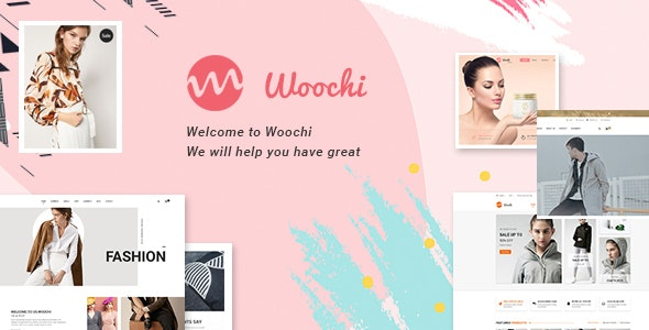 Woochi | Modern Fashion WooCommerce WordPress Theme - WooCommerce eCommerce