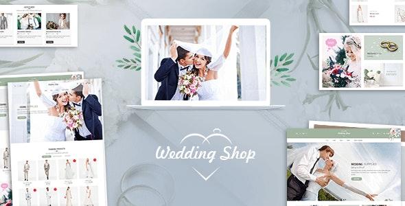 Wedding Shop   Love Paradise WooCommerce WordPress Theme - WooCommerce eCommerce