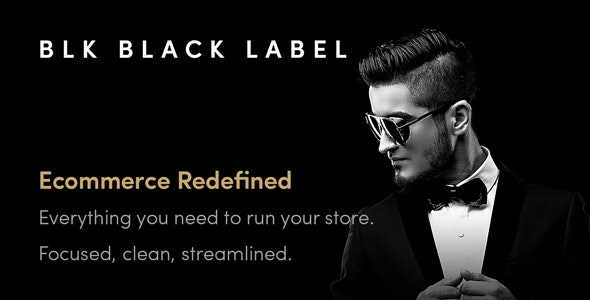 BLK Black Label — Streamlined WooCommerce Solution - WooCommerce eCommerce