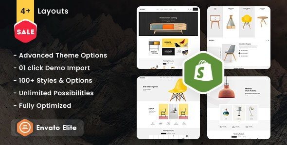 Decora - Shopify Multi-Purpose Responsive Theme - Shopping Shopify