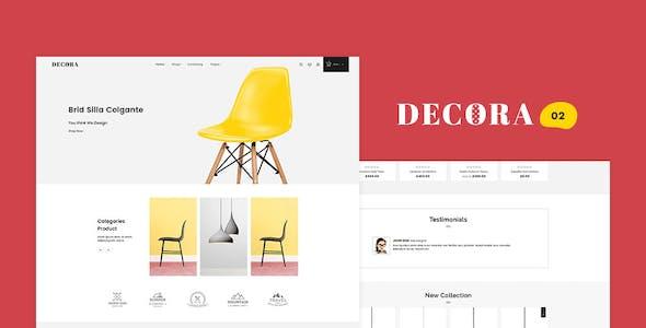 Decora - Shopify Multi-Purpose Responsive Theme