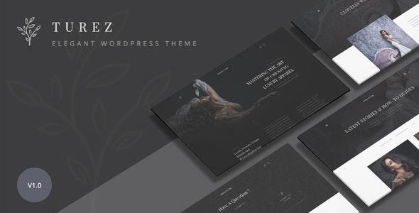 Turez - Luxury Bridal WooCommerce Theme - WooCommerce eCommerce