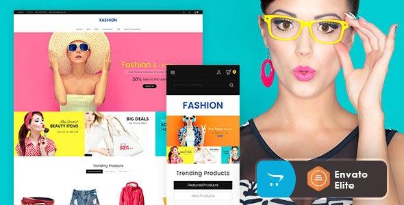 BeFASHION - Opencart 3 Multi-Purpose Responsive Theme - OpenCart eCommerce