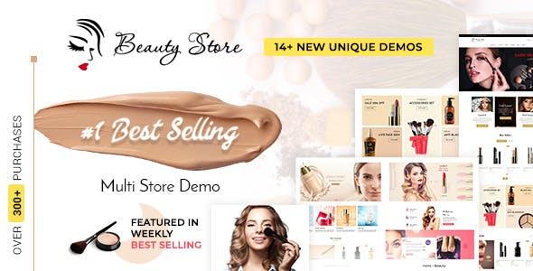 Beauty Store - Multipurpose Shopify Theme