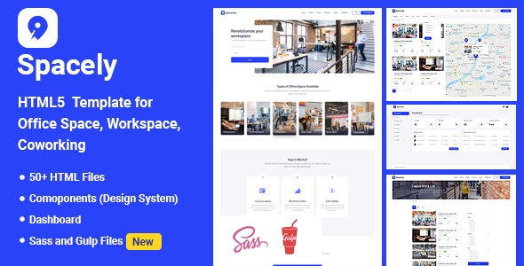 Spacely Realtor Directory & Listing Bootstrap Template