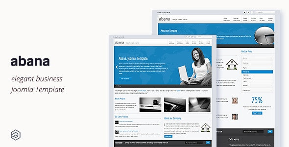 Abana - Responsive Business Joomla Template - Business Corporate