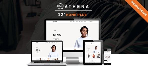 Athena Fashion store - Fashion PrestaShop