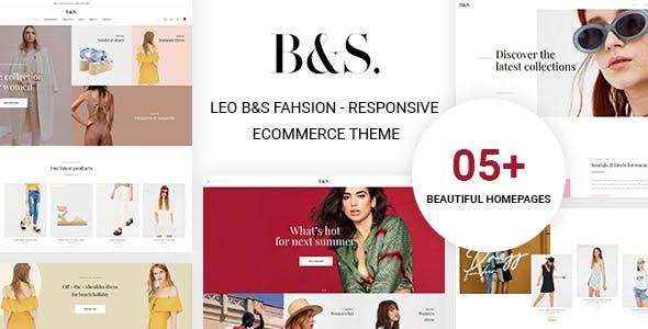 Leo B&S Fashion - Fashion Multi-Purpose Prestashop Theme