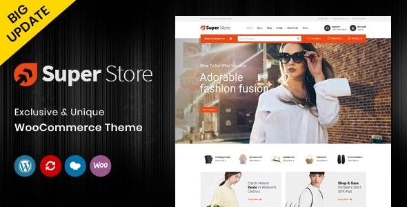 Super Store - Multipurpose WooCommerce Theme - WooCommerce eCommerce