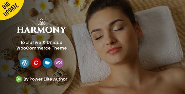 Harmony - Responsive WooCommerce Theme