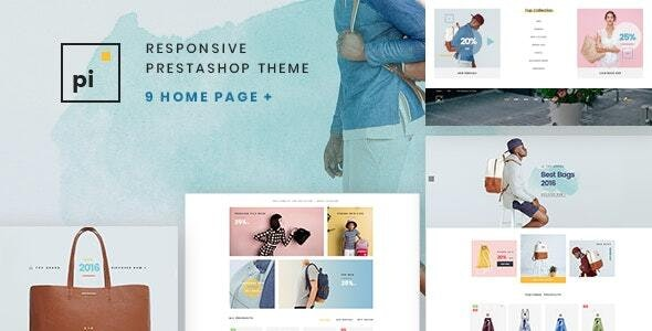 Leo Pi - Fashion Ecommerce PrestaShop Theme for Bags Store - Miscellaneous PrestaShop