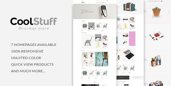Leo Cool Stuff - Responsive Furniture & Interior Prestashop 1.7.6.x Theme