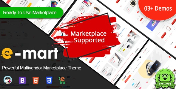 Leo Bicomart - Marketplace PrestaShop Theme for Multivendor - PrestaShop eCommerce