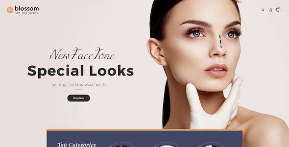 Blossom - Beauty Cosmetics OpenCart Multi-Purpose Responsive Theme