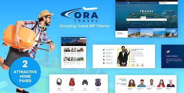 Ora - Travel Booking - Travel Retail