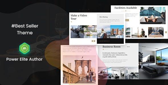 Tejal - Hotel WordPress