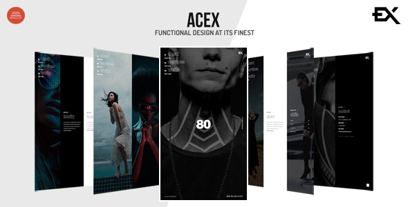 Acex - Under Construction Template - Under Construction Specialty Pages